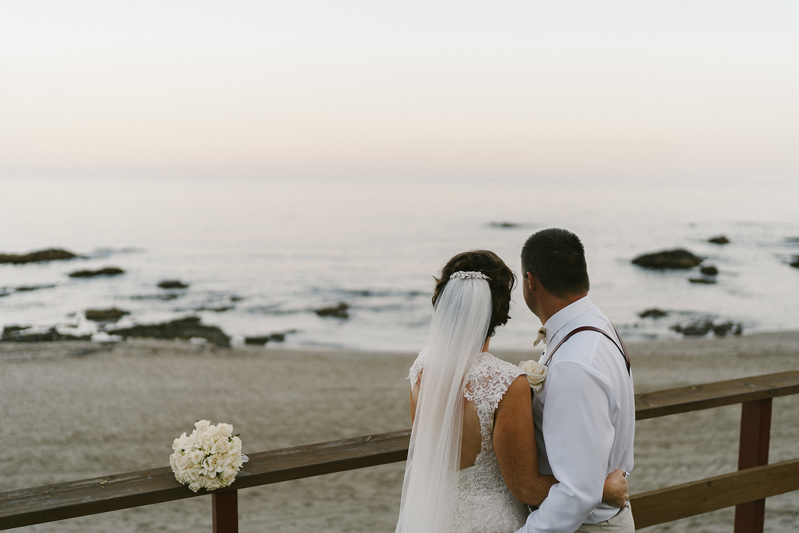 Wedding on the beach in Spain, photo by Andreas Holm