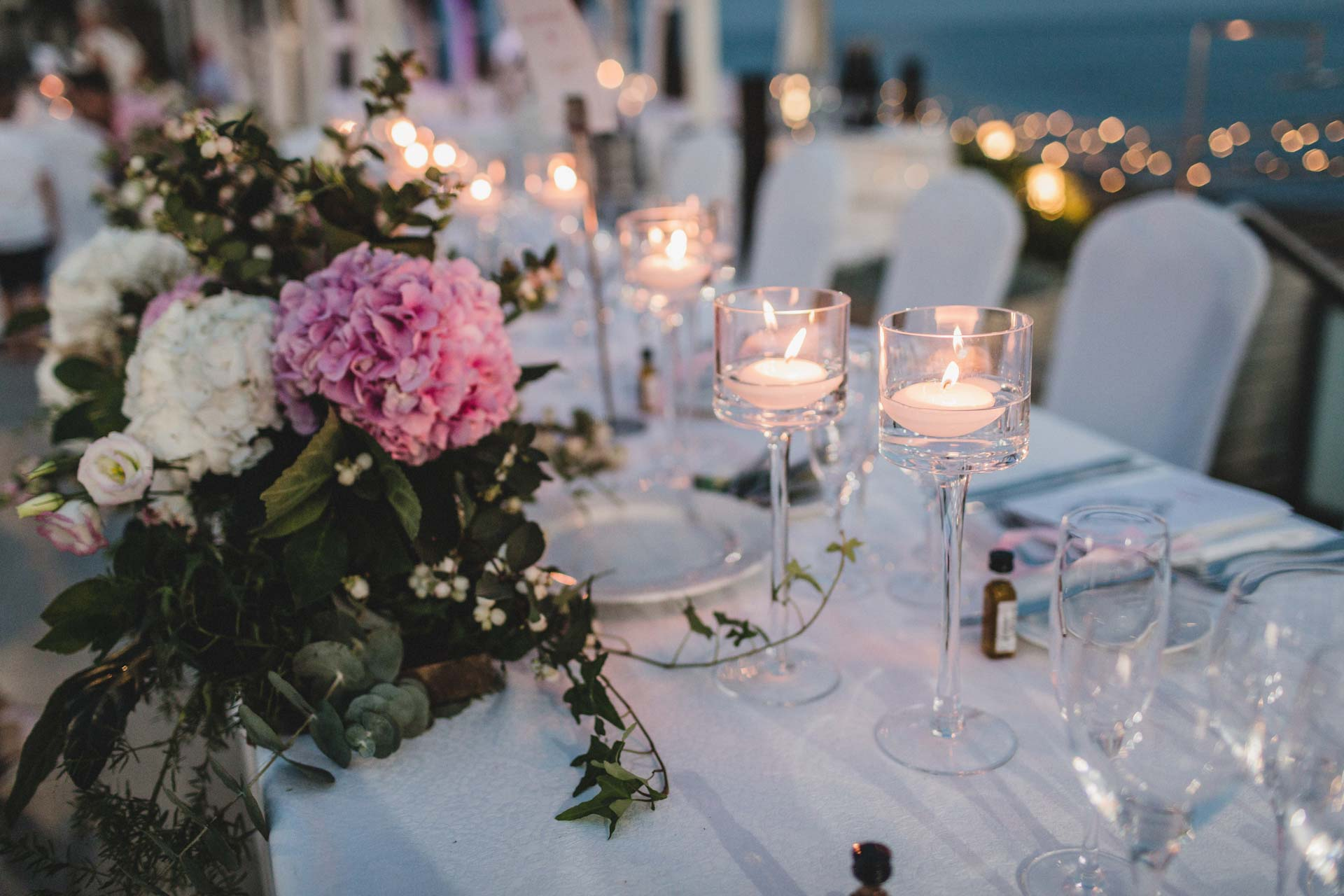 Marbella Wedding Decoration