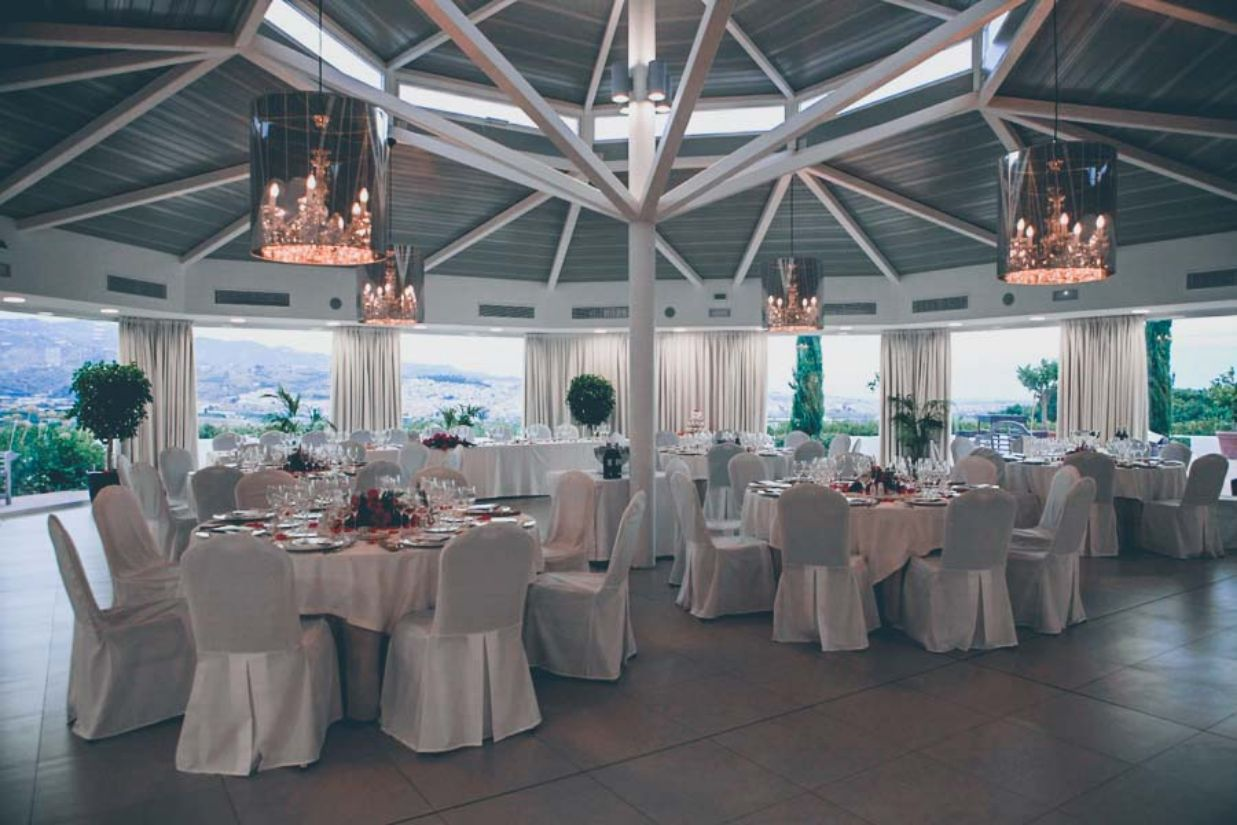 Wedding venue close to Nerja