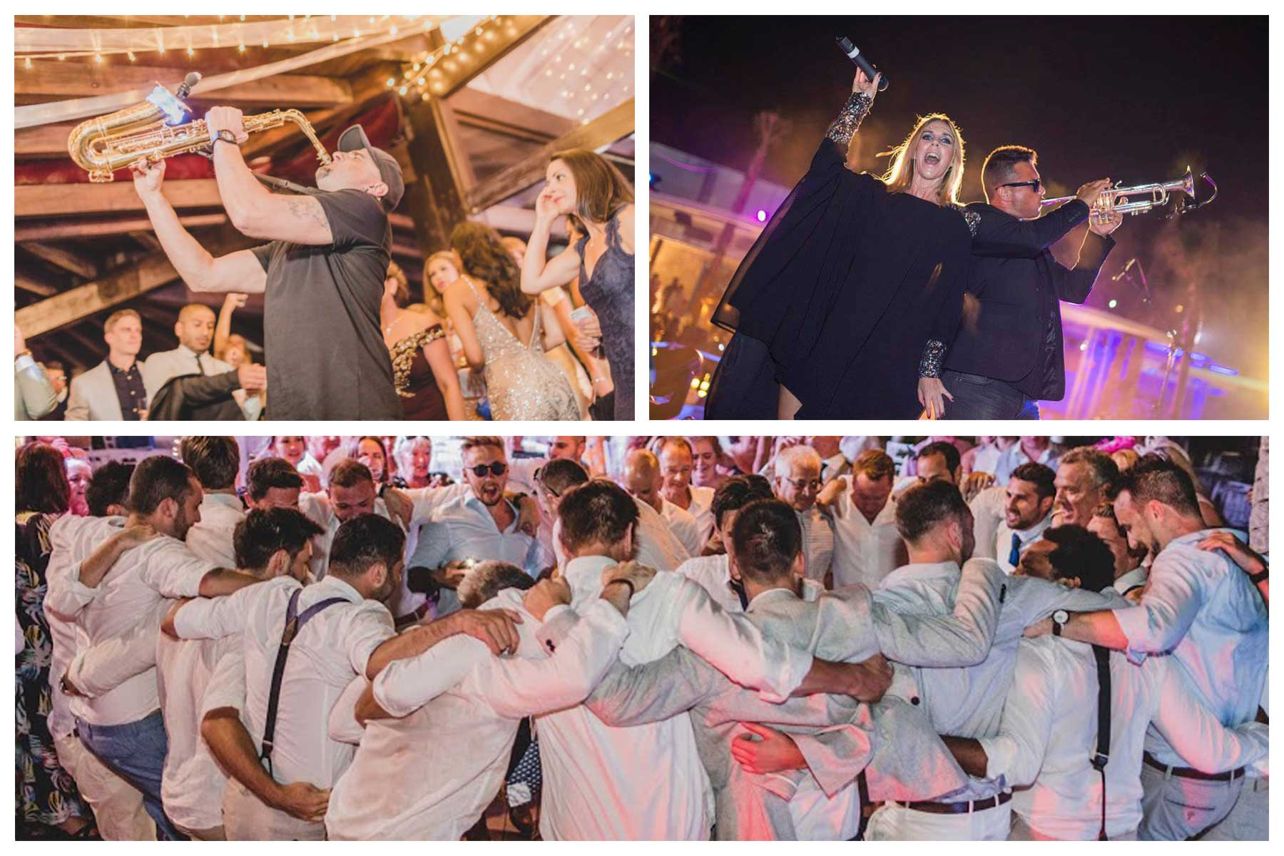 Marbella Entertainment Weddings
