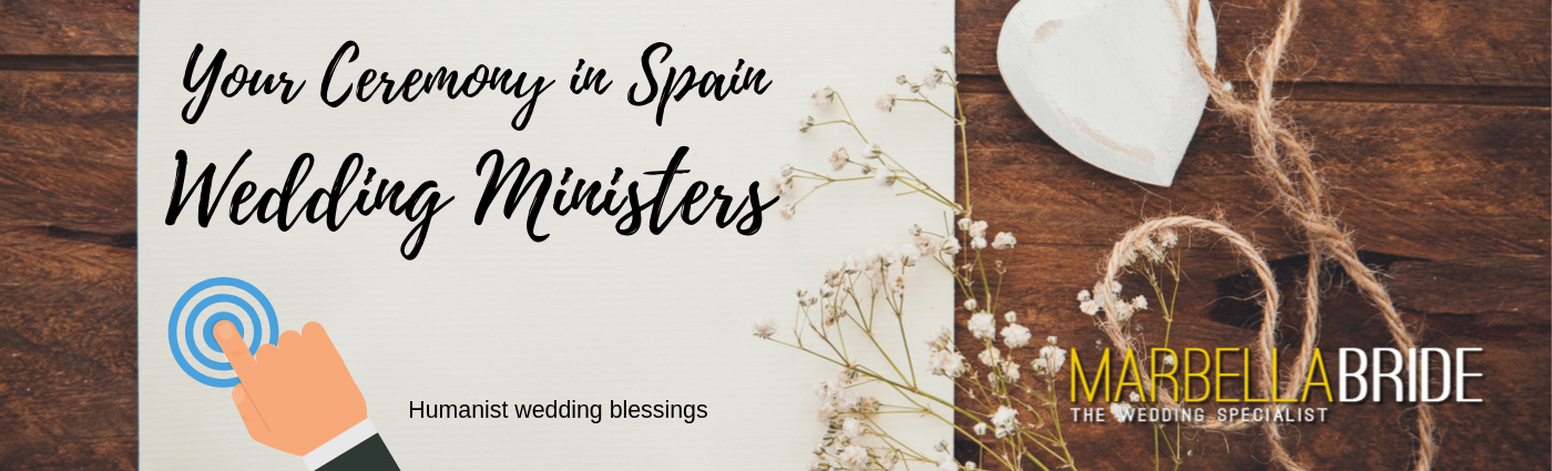 Your wedding ceremony in Spain