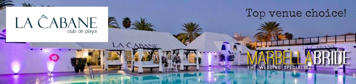 Beach wedding Marbella