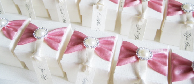 Your Wedding Favours Can Be Simple Imaginative And They Make Additional Table Decorations Or You Might Not Want Them At All