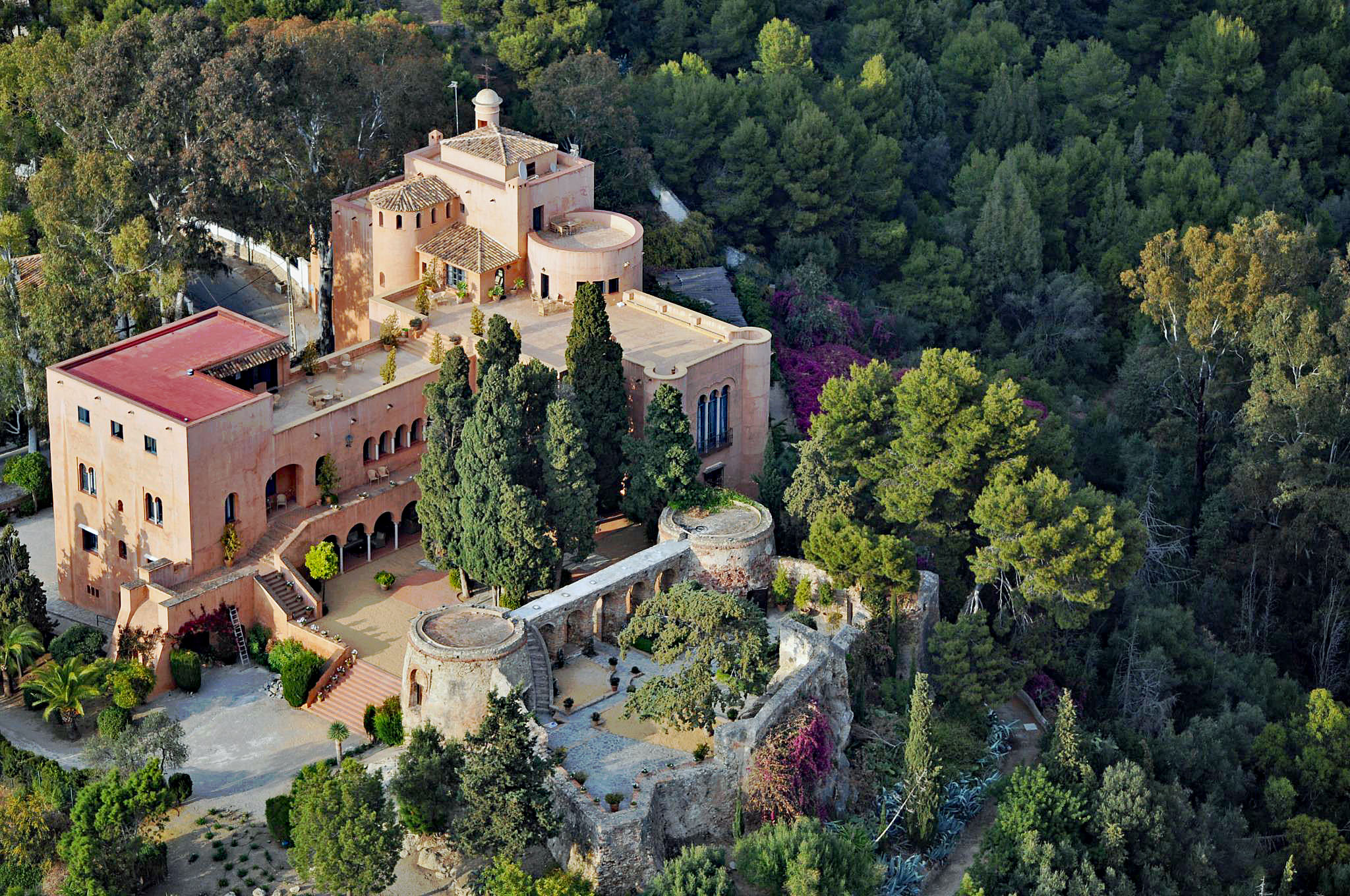 Castle Wedding venue Spain