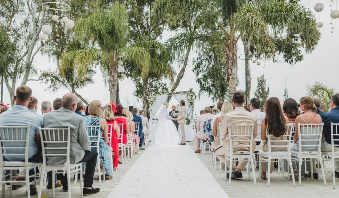 Wedding Marbella Spain, Finca
