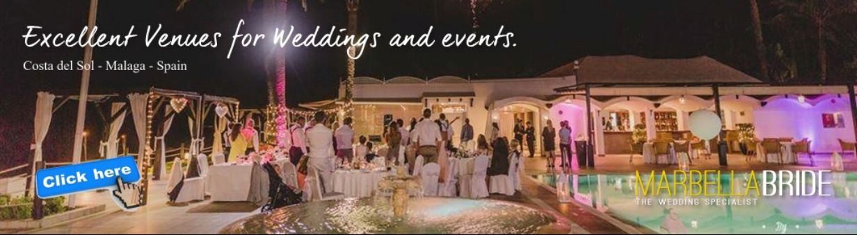 Costa del Sol wedding and event venue