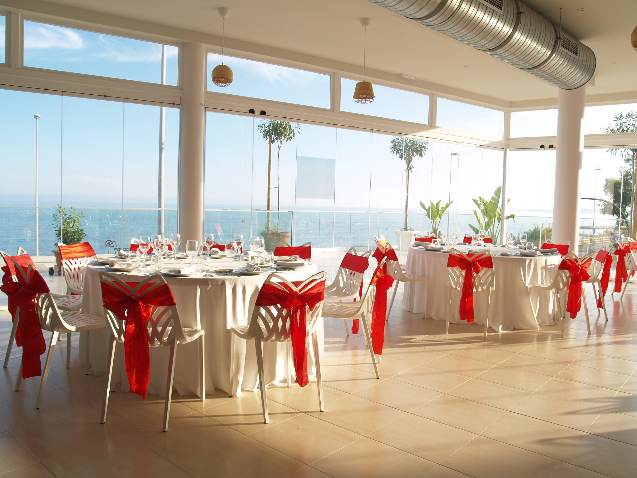 Wedding in Spain by the sea