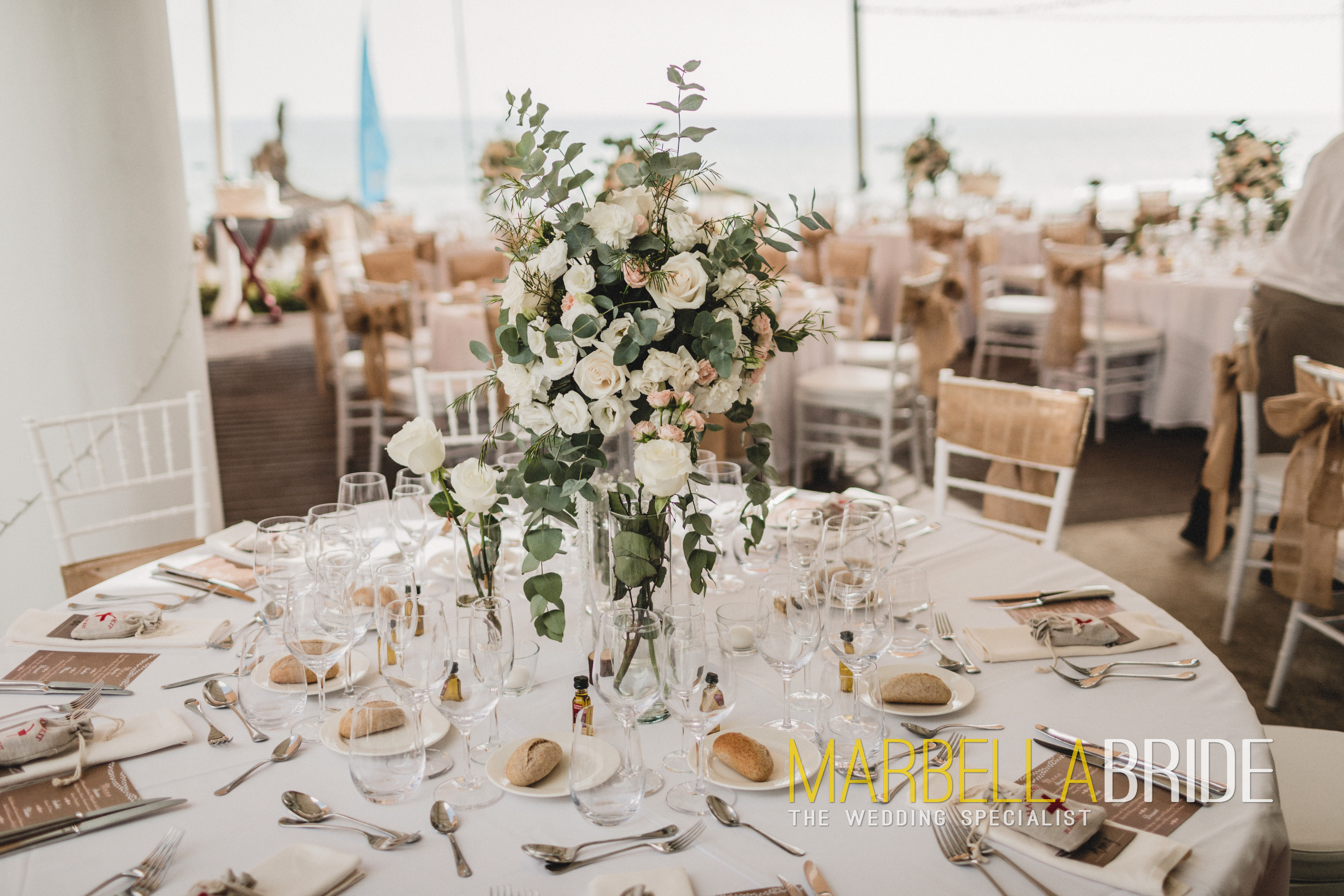 Wedding flowers Marbella Spain