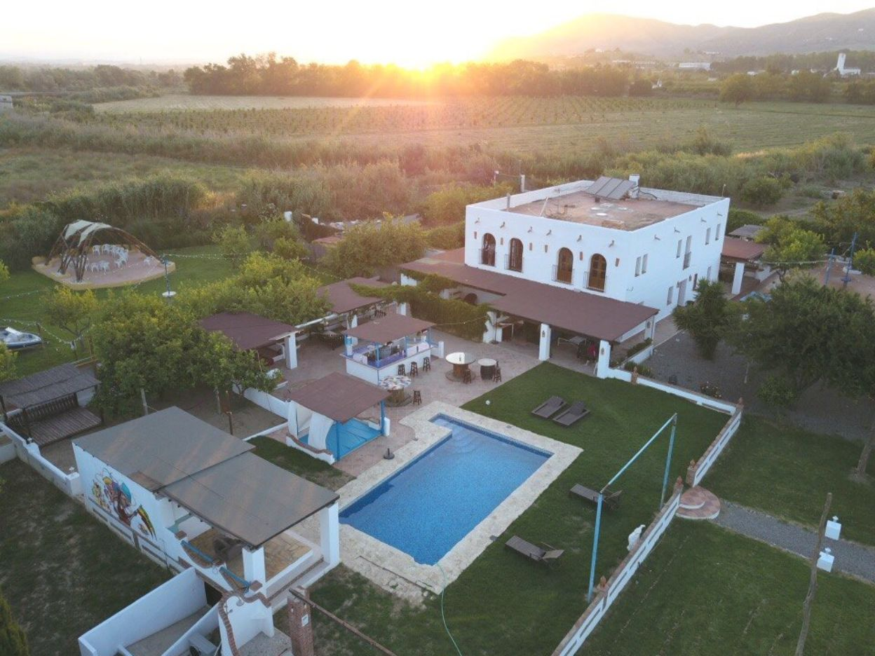 Rural wedding venue Malaga Spain