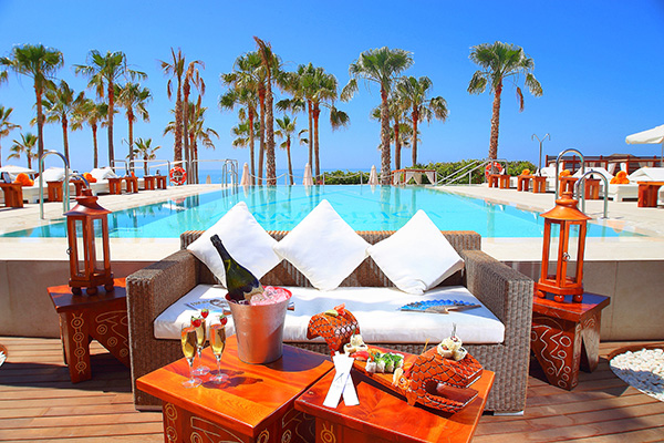 If You Wanted To Book Nikki Beach Marbella For Your Wedding Be Early This Por Venue Books Out Fast It Also Hosts S Own Regular Party Nights